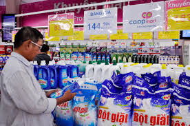 VGP News :.   Co.opmart giảm giá mạnh hơn 3.000 sản phẩm