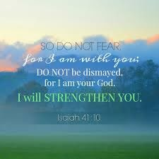 Verses To Help Us Overcome Fear | SPIRIT 105.9