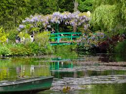 monet garden giverny in pictures the