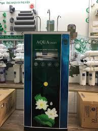 Máy Lọc Nước RO Hàn Quốc Aqua Smart 8 cấp lọc Tủ 3 vòi Nóng - Nguội - Lạnh