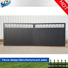 China Fence Wall Design Corrugated Wrought Iron Main Sliding Gate Designs China Wrought Iron Fence And Wrought Iron Gate Price