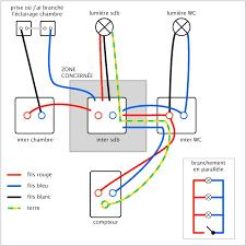schema installation electrique maison
