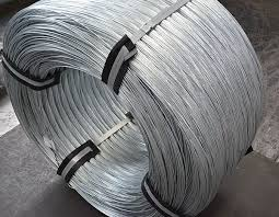 Q195 235 High Tension Hot Dipped Galvanized Steel Wire For Fencing Hot Dipped Galvanized Wire Hot Dipped Galvanized Wire