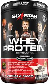 professional strength whey protein plus