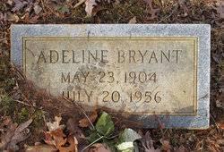 Adeline Bryant (1904-1956) - Find A Grave Memorial