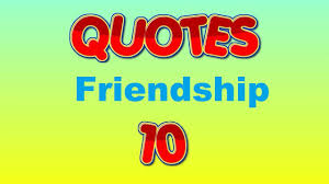 """top quotes """"friendship is a single soul dwelling in two bodies"""