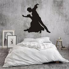 3m Wall Sticker Decal Vinyl Decor Dancing Sport Beauty Ballet Silhouette Girl