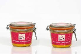 2x bocaux foie gras 320g foie gras