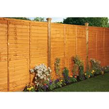 Wickes H Shaped Slotted Timber Fence Post 90 X 90mm X 2 4m