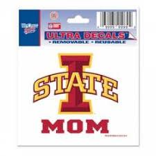 Iowa State University Stickers Decals Bumper Stickers