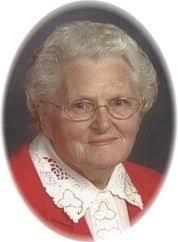 Durham Funerals.com - Hilda Wright