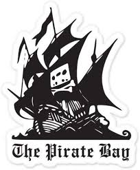 Amazon Com Ride In Style Pirate Bay Car Bumper Sticker Window Decal 5 X 4 Kitchen Dining