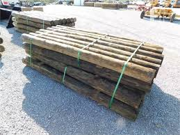 1 New Bundle Of Wooden Fence Posts For Sale In Lebanon Tennessee Equipmentfacts Com