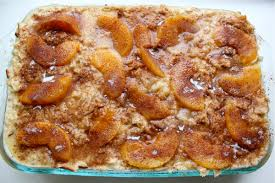 peach kugel witty in the city