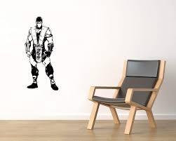 Amazon Com Cool Design Decals Mortal Kombat Vinyl Wall Decals Subzero Decal Sticker Vinyl Murals Decors Il1440 Home Kitchen