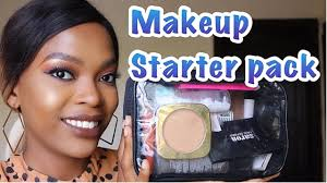 personal makeup starter kit all you