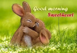 good morning sweetheart simply good