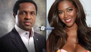 """Dirty Dog Diaries: Kenya Moore's Fake """"African Prince"""" Boo Is Really A  Married Nigerian Oil-Tycoon Billionaire! 