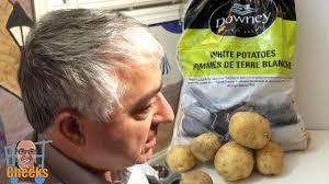 naturally remove grey hair with potato