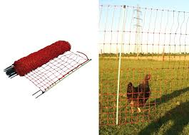 Safe Poultry Electric Fences For Chickens Gallagher