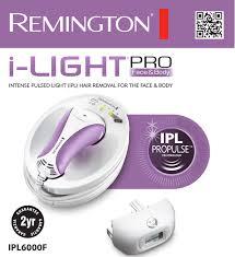 remington i light pro face body
