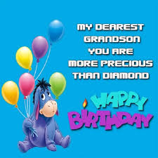 best birthday wishes for grandson bday quotes messages