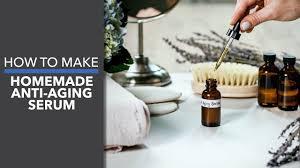 homemade anti aging serum dr axe