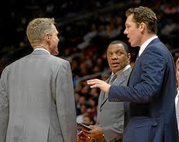 coach of the LA Lakers ...
