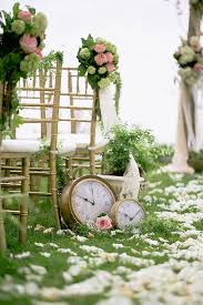 alice in wonderland wedding décor ideas