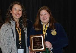 Abigail Miller Wins 2019 FFA Pork Speaking Contest | Pork Business