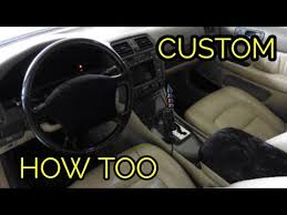 custom vip ls400 interior you