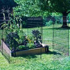 6 X 12 No Dig Garden Fence Material List At Menards