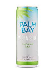 palm bay vodka soda tangerine lime lcbo