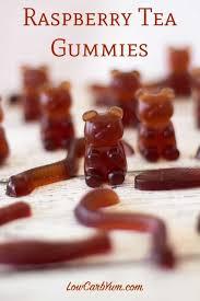 sugar free gummy bears candy recipe