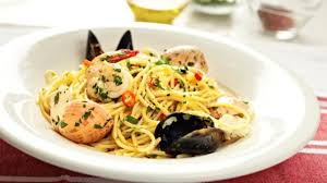 seafood marinara pasta jamie oliver