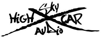 For Sky High Car Audio Sticker Vinyl Decal Automobile Car Stereo System Acoustics Various Sizes Car Stickers Aliexpress