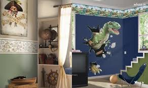 Dinosaur Kids Room Decor With Bedrooms Dinosaurus Theme