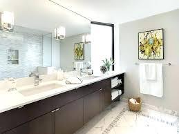 bathroom wall mirrors ideas to