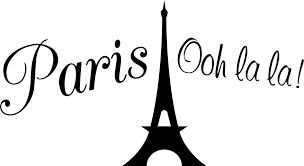 Buy Wall Decal Quote Paris Eiffel Tower Ooh La La Wall Decal Decor France Love Hearts Sticker In Cheap Price On Alibaba Com