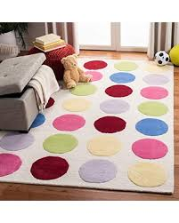 New Deal For Safavieh Safavieh Kids Collection Sfk386a Handmade Ivory And Multi Cotton Area Rug 8 X 10