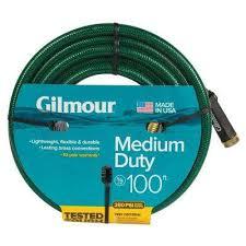 250 garden hoses watering
