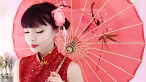 traditional chinese makeup and hair