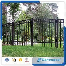 China Wrought Iron Fence Iron Fencing Steel Fence Aluminium Fence Fence Gate Fence Panel Garden Fence China Fence Iron Fence