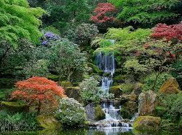 portland japanese gardens portland or
