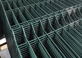 6 Gauge 2 Inch X 6 Inches 1 8 M X 2 4 M Three Peaks Curved Welded Wire Mesh Fence Panel For Sale Welded Wire Fence Panels Manufacturer From China 106056450