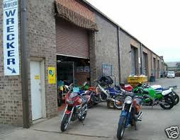 cash and co motorcycle wreckers ebay