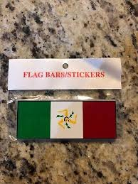 Vinyl Sticker Car Bumper Flag Decal Sicilian Independence Sicily Pride Ebay