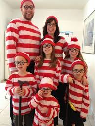 last minute family theme purim costumes