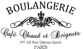 Boulangerie French Bakery 12x20 Vinyl Decal Wall Decal French Stencil Boulangerie Paris Decal On Etsy 24 French Stencil French Typography Stencils