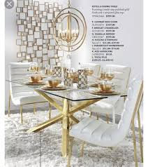 axis dining table z gallerie for